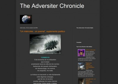 The Adversiter Chronicle