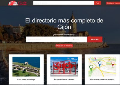 Gijón global