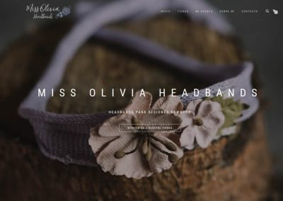 Miss Olivia Headbands