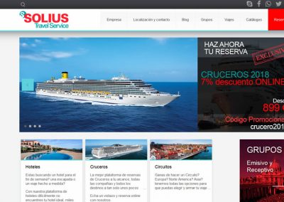 Solius Travel Service