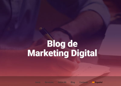 Mi blog de marketing digital