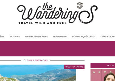 The Wandering S